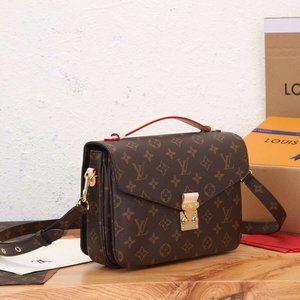 ◉ᴥ◉  LV Pochette  Metis Reverse Monogram  Bag